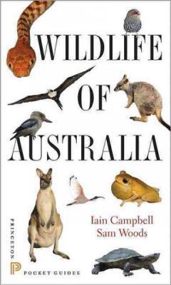 Wildlife of Australia (Princeton Pocket Guides #10) Cover Image