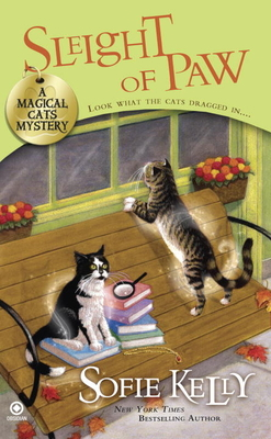 Sleight of Paw (Magical Cats #2) Cover Image