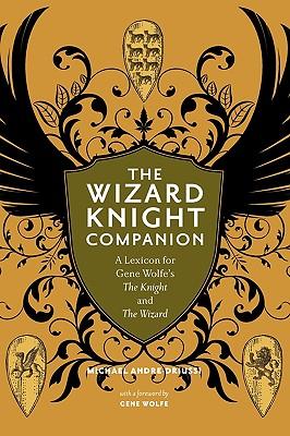 The Wizard Knight Companion Cover