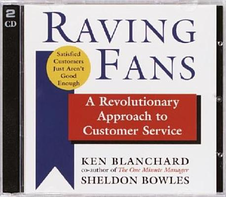 Cover for Raving Fans