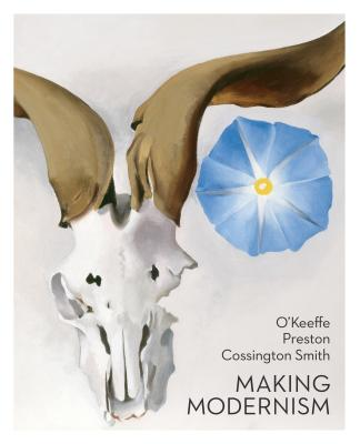 O'Keeffe, Preston, Cossington Smith: Making Modernism Cover Image