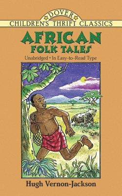 African Folk Tales (Dover Children's Thrift Classics) Cover Image
