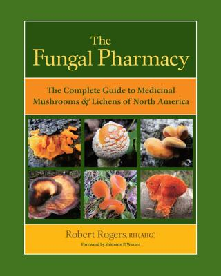 The Fungal Pharmacy Cover
