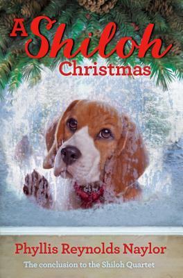 Cover for A Shiloh Christmas (The Shiloh Quartet)