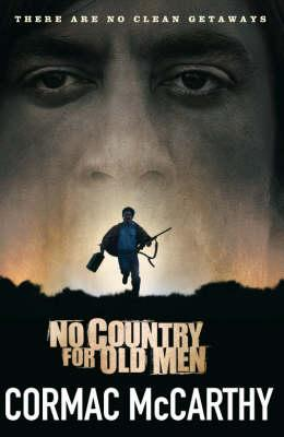No Country for Old Men. Cormac McCarthy Cover Image