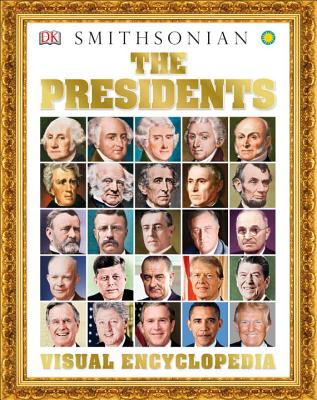 Cover for The Presidents Visual Encyclopedia