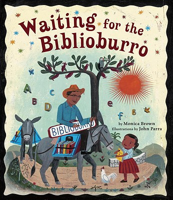 Waiting for the Biblioburro Cover