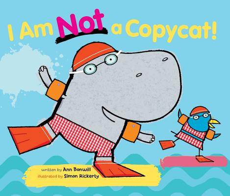 I Am Not a Copycat! Cover