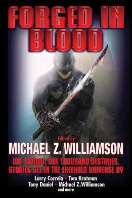 Forged in Blood Cover Image