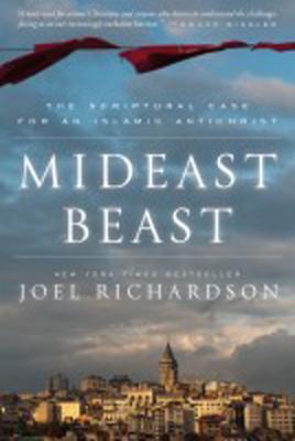 Mideast Beast Cover