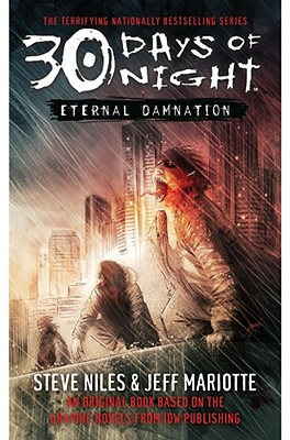 Eternal Damnation (30 Days of Night #3) Cover Image