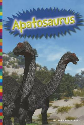 Apatosausurs (Digging for Dinosaurs) Cover Image