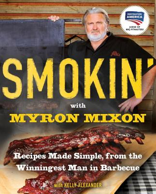 Smokin' with Myron Mixon Cover