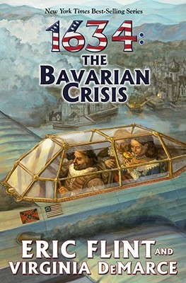 1634: The Bavarian Crisis (The Ring of Fire #9) Cover Image