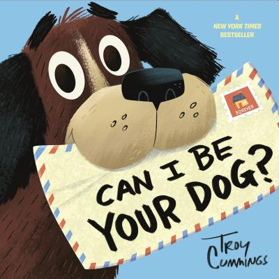 Can I Be Your Dog? Cover Image