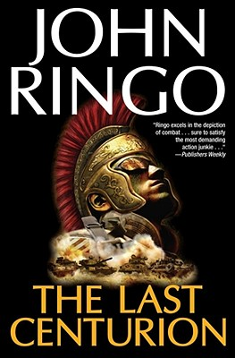 Cover for The Last Centurion