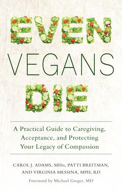 Cover for Even Vegans Die