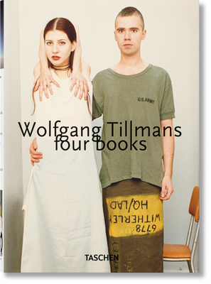 Wolfgang Tillmans. Four Books. 40th Anniversary Edition Cover Image
