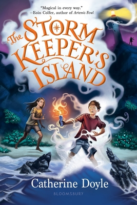 The Storm Keeper's Island (The Storm Keeper's Island Series #1) Cover Image