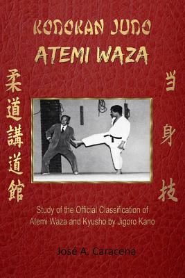 KODOKAN JUDO ATEMI WAZA (English). Cover Image