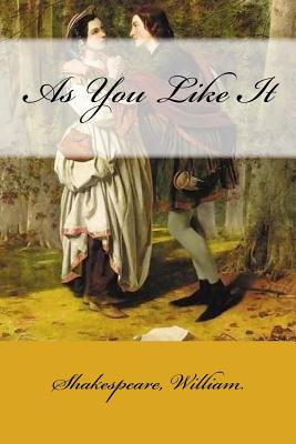 Cover for As You Like It