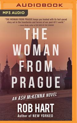 Cover for The Woman from Prague (Ash McKenna #4)