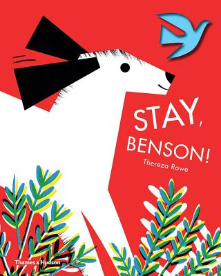 Cover for Stay, Benson!