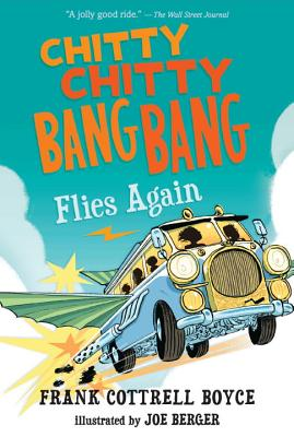 Chitty Chitty Bang Bang Flies Again Cover