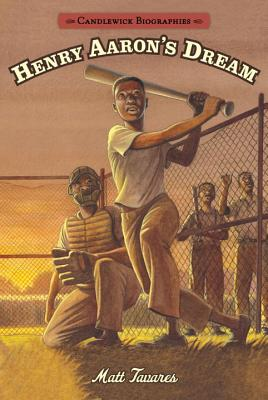 Henry Aaron's Dream: Candlewick Biographies Cover Image