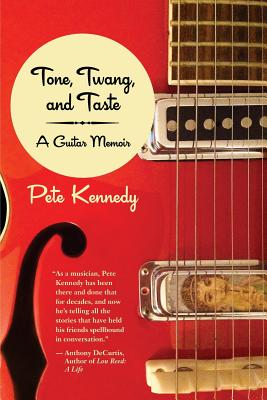 Tone, Twang, and Taste: A Guitar Memoir Cover Image