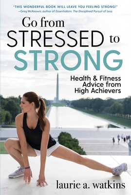 Go from Stressed to Strong Cover
