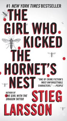 The Girl Who Kicked the Hornet's Nest (Vintage Crime/Black Lizard) Cover Image