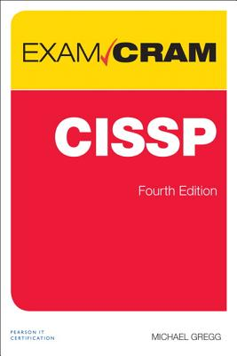 CISSP Exam Cram (Exam Cram (Pearson)) Cover Image