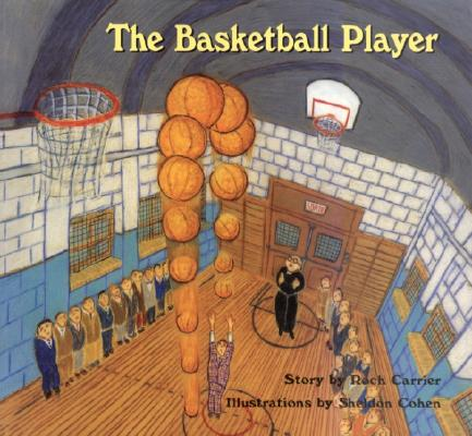 The Basketball Player Cover