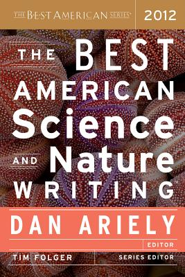 The Best American Science and Nature Writing Cover