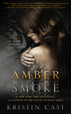 Amber Smoke (Escaped #1) Cover Image