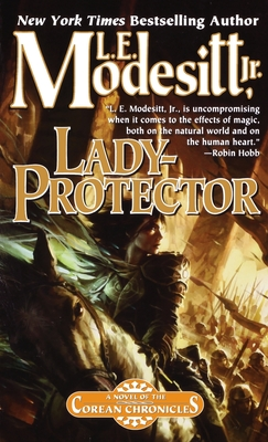 Cover for Lady-Protector