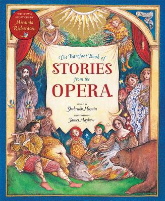 Barefoot Book Stories from the Opera Cover Image