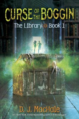 Curse of the Boggin (The Library Book 1) Cover Image