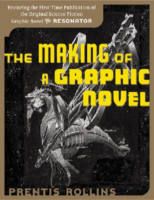 The Making of a Graphic Novel Cover