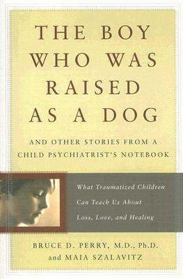 The Boy Who Was Raised as a Dog: And Other Stories from a Child Psychiatrist's Notebook--What Traumatized Children Can Teach Us About Loss, Love, and Healing Cover Image