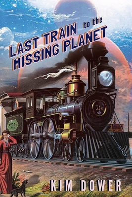 Last Train to the Missing Planet Cover