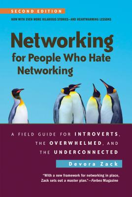 Cover for Networking for People Who Hate Networking, Second Edition