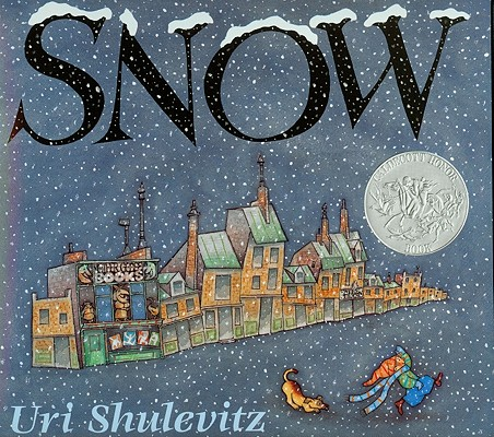 Snow [With Paperback Book] Cover Image