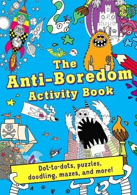 Anti-Boredom Activity Book Cover Image