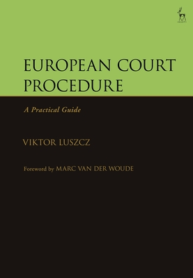 European Court Procedure: A Practical Guide Cover Image