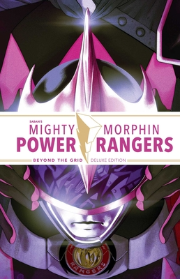 Mighty Morphin Power Rangers Beyond the Grid Deluxe Ed. Cover Image