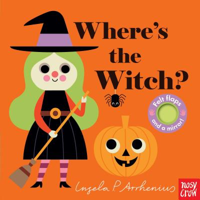 Where's the Witch? Cover Image