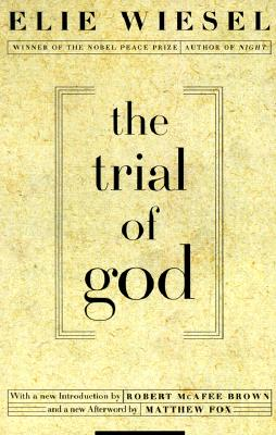 Cover for The Trial of God