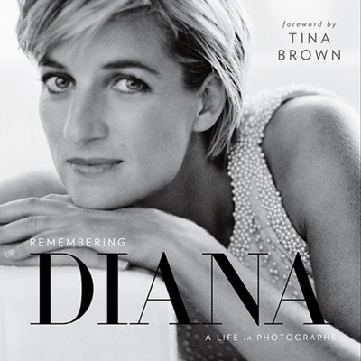 Remembering Diana: A Life in Photographs Cover Image